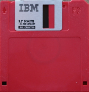 Floppy disc, why history matters.