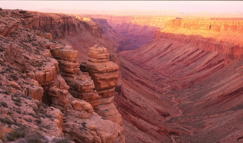 The Navajo Nation dealt the Grand Canyon Escalade project another death blow.
